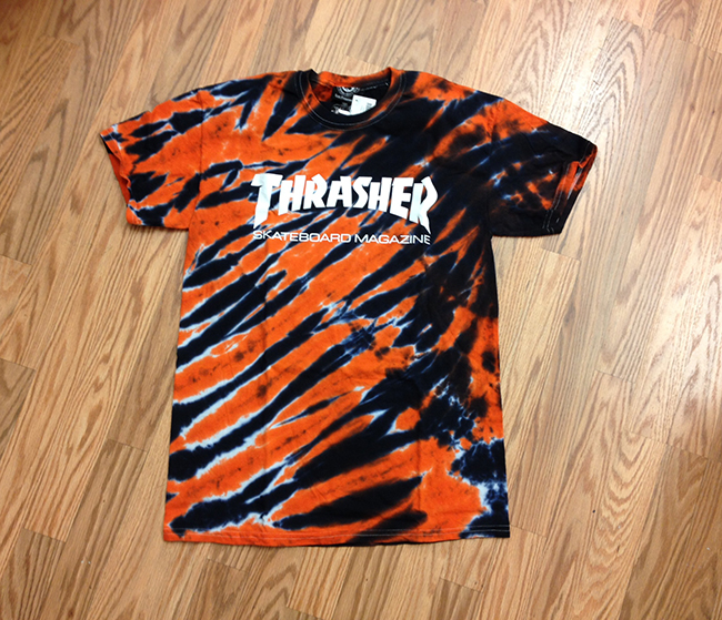 PEARLRIDGE – THRASHER TIE DYE TIGER GEAR